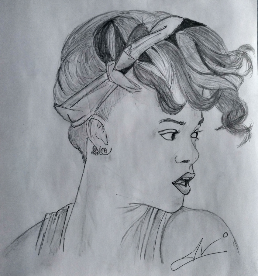 Rihanna par Nereaaj